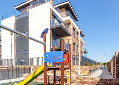 Residencial Adagio by Vivarte parque infantil