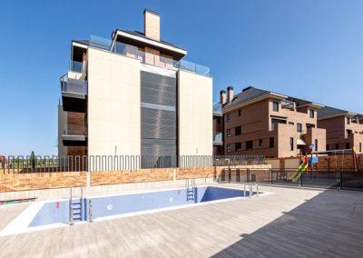 Residencial Adagio by Vivarte piscina