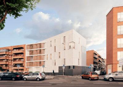 Residencial Convenio 31 fachada