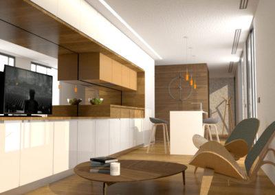 Residencial Convenio 31 interior