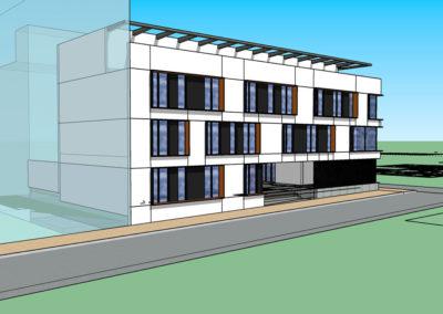 Residencial Allegro by Vivarte fachada